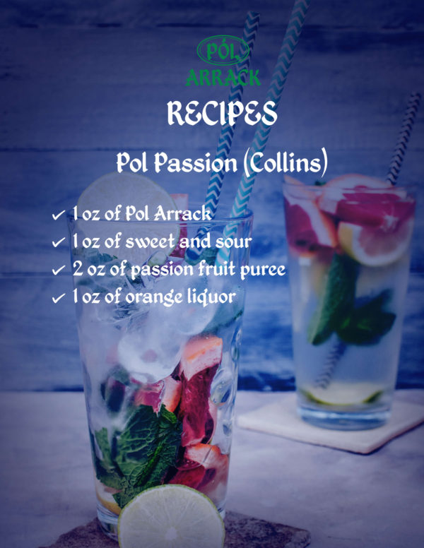 Pol Passion with Pol Arrack